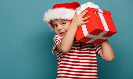 djeca božić