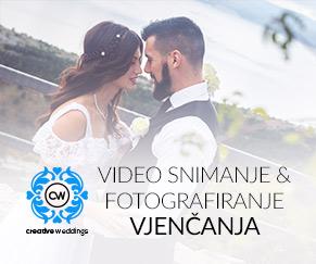 Creative Weddings - videosnimanje i fotografiranje vjenčanja