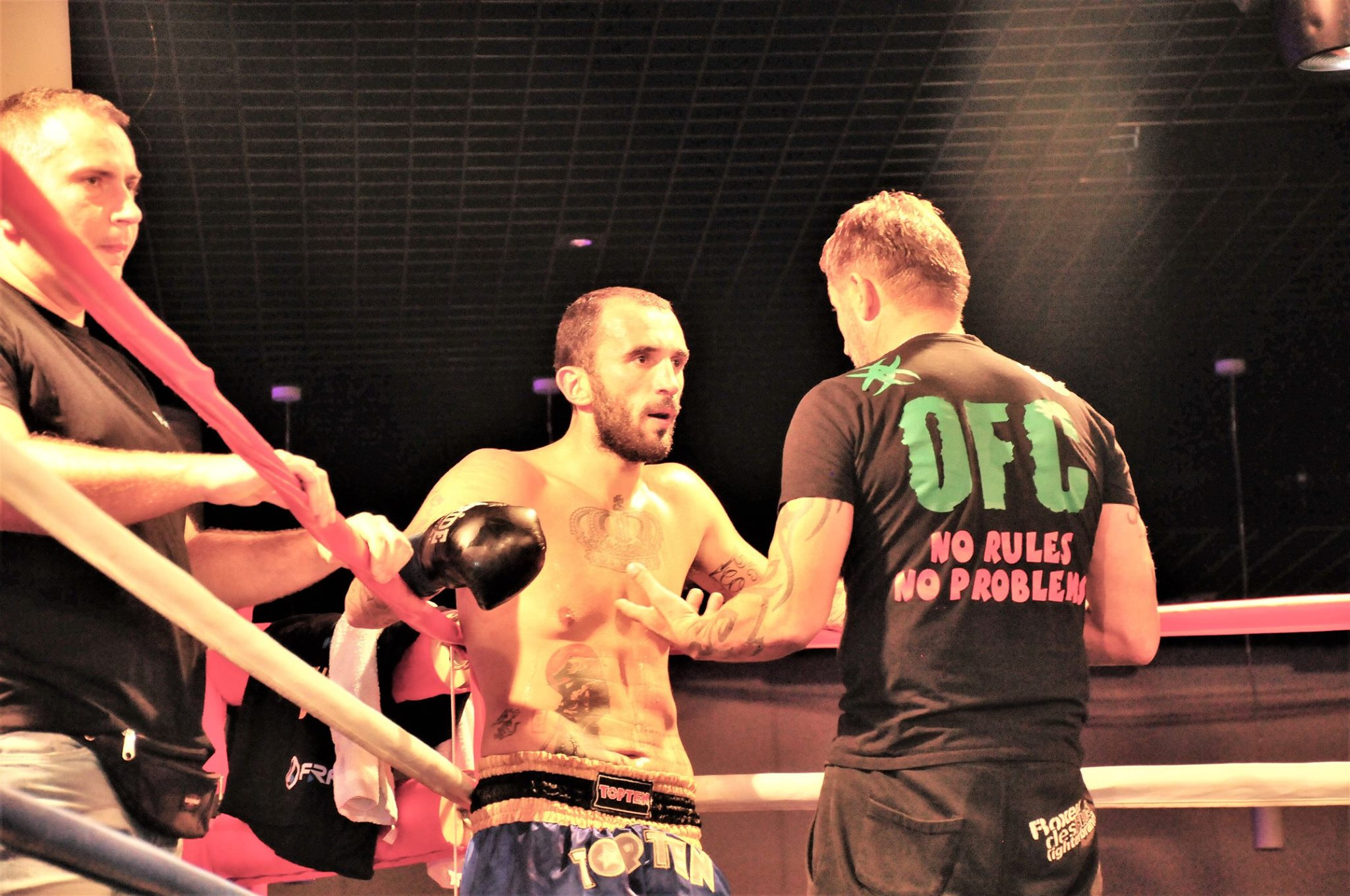 Fight night Smiljan 2