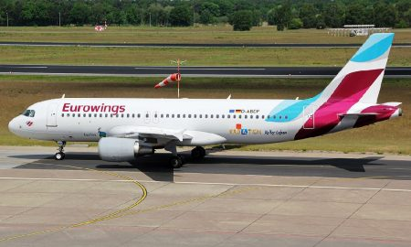 avion eurowings