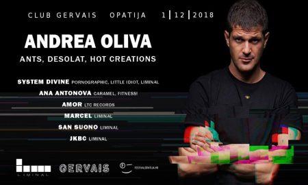 Andrea Oliva Liminal