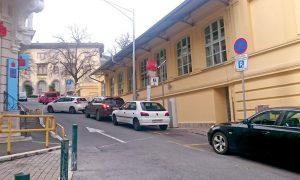 Parking Opatija Mrkat