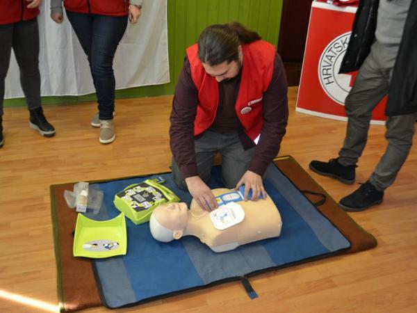 defibrilator gdck
