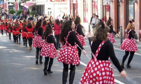 karneval povorka