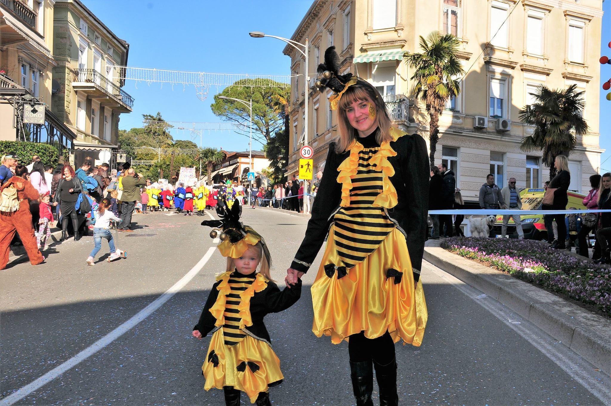 karneval dječji korzo
