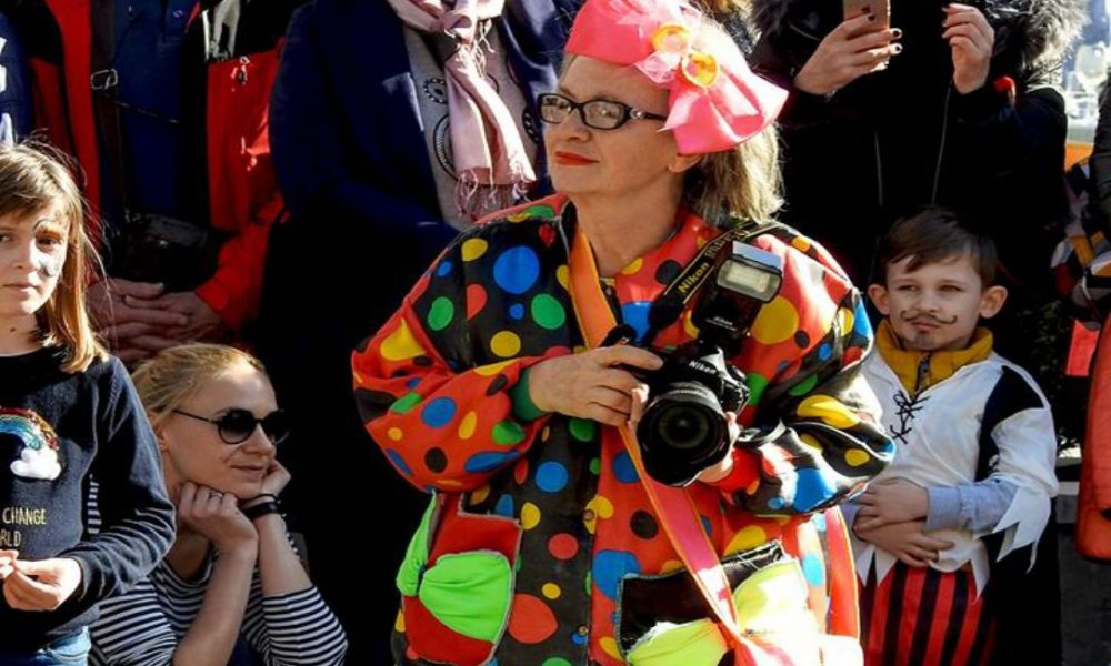 karneval maškare fotograf