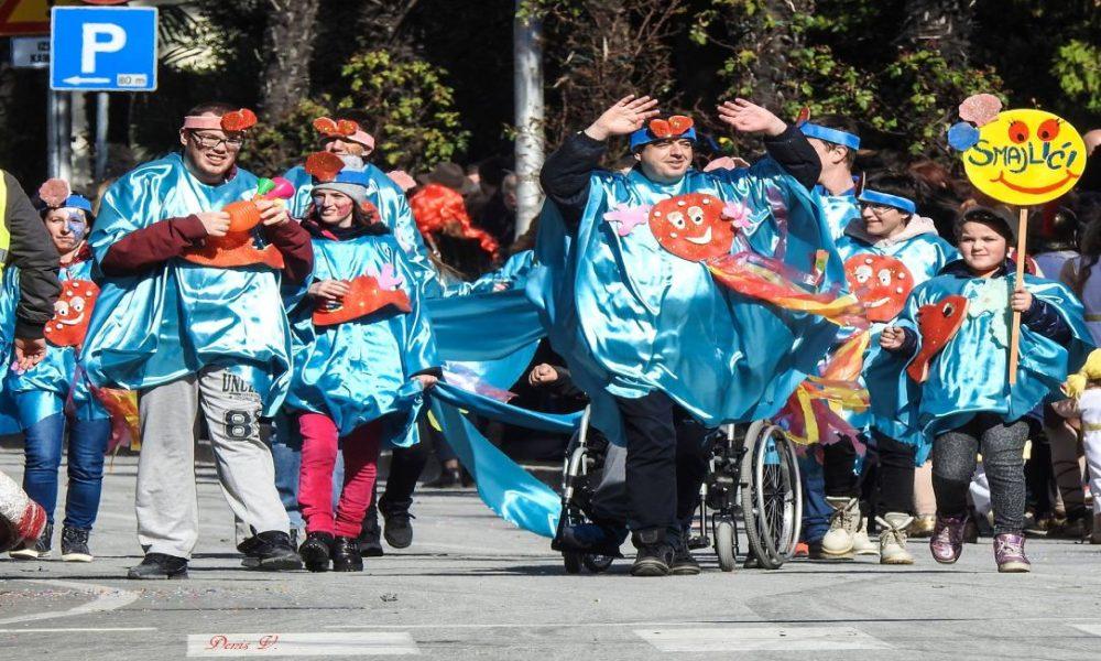 karneval, maškare, balinjerada udruga