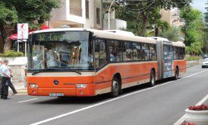autotrolej autobus