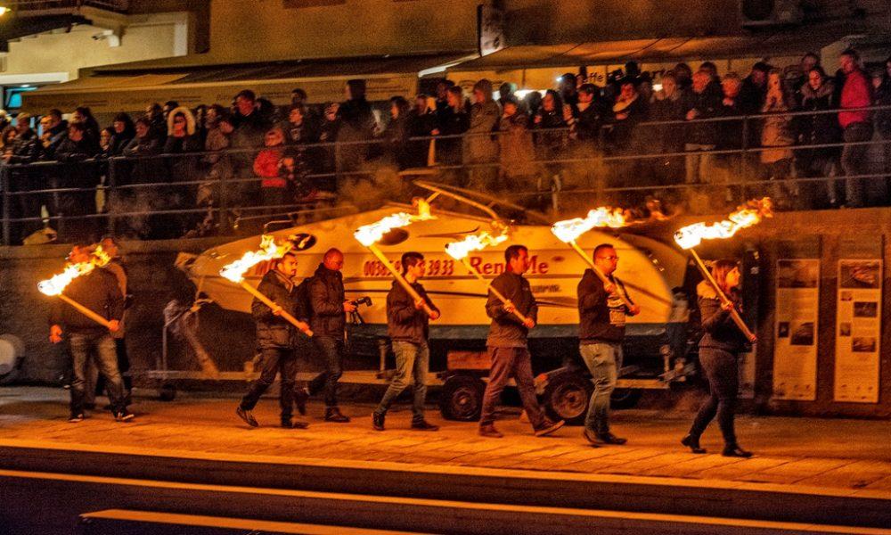 50. obljetnica spaljivanja pusta @ Moščenićka draga 06.03.2019