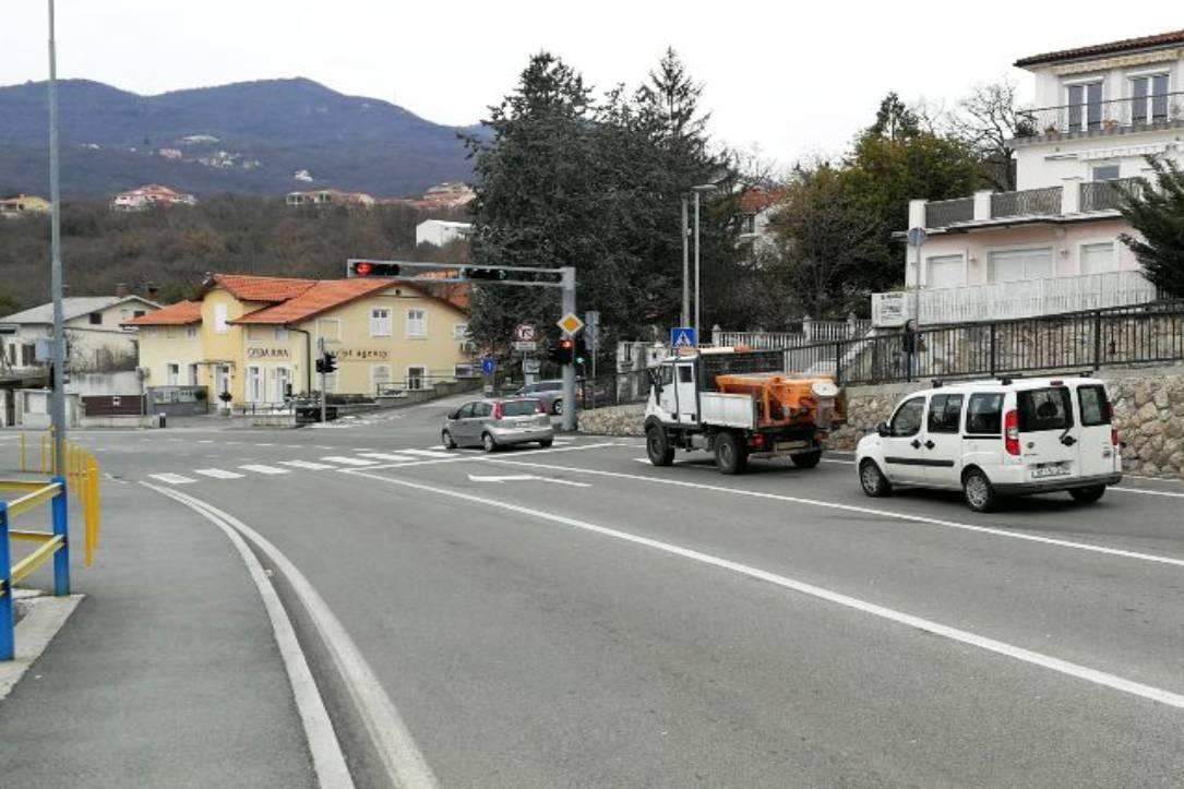 semafor vaga opatija