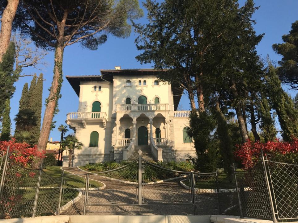 Lovran villa