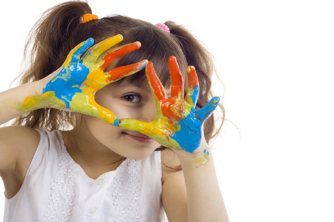 djeca boje