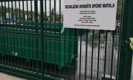 reciklažno dvorište