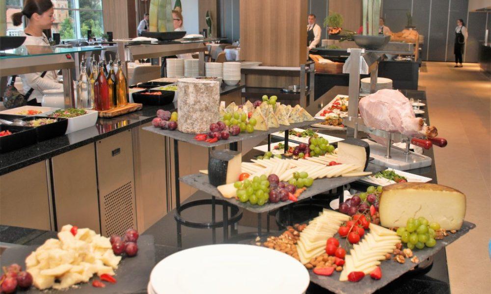 ambasador buffet