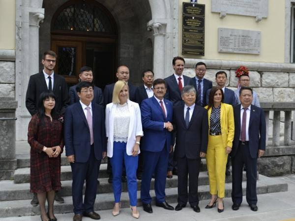 izaslanstvo kine