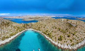 kornati hrvatska more otok