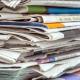 novine papir