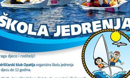 škola jedrenja JK OPATIJA – letak A5 – 2019 + plakat tekst.indd