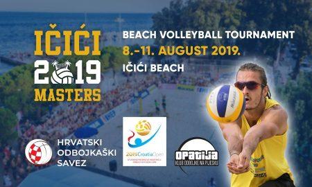Ičići masters 2019