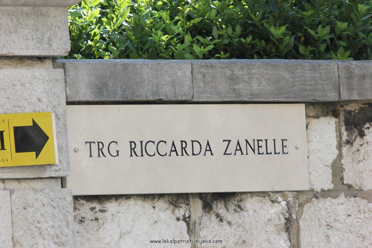 Trg Riccarda Zanelle