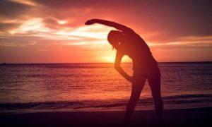 sunset vježbanje