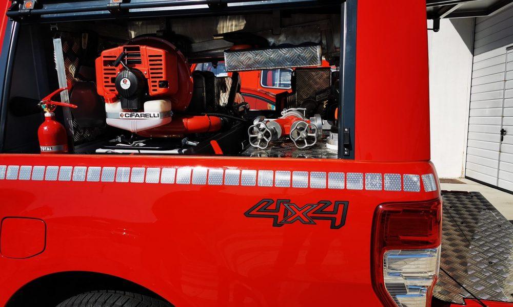 vatrogasno vozilo