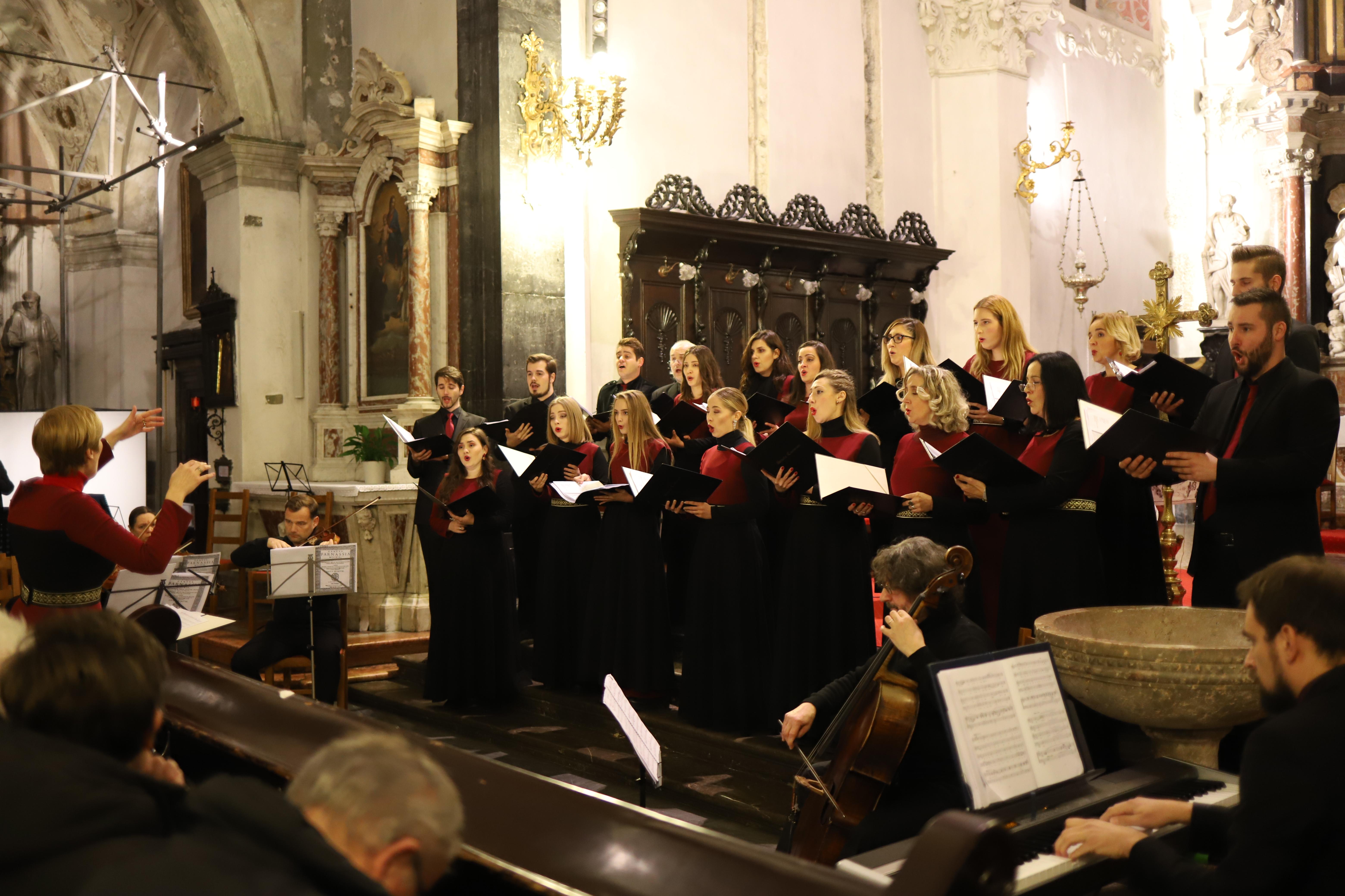 crkva zbor
