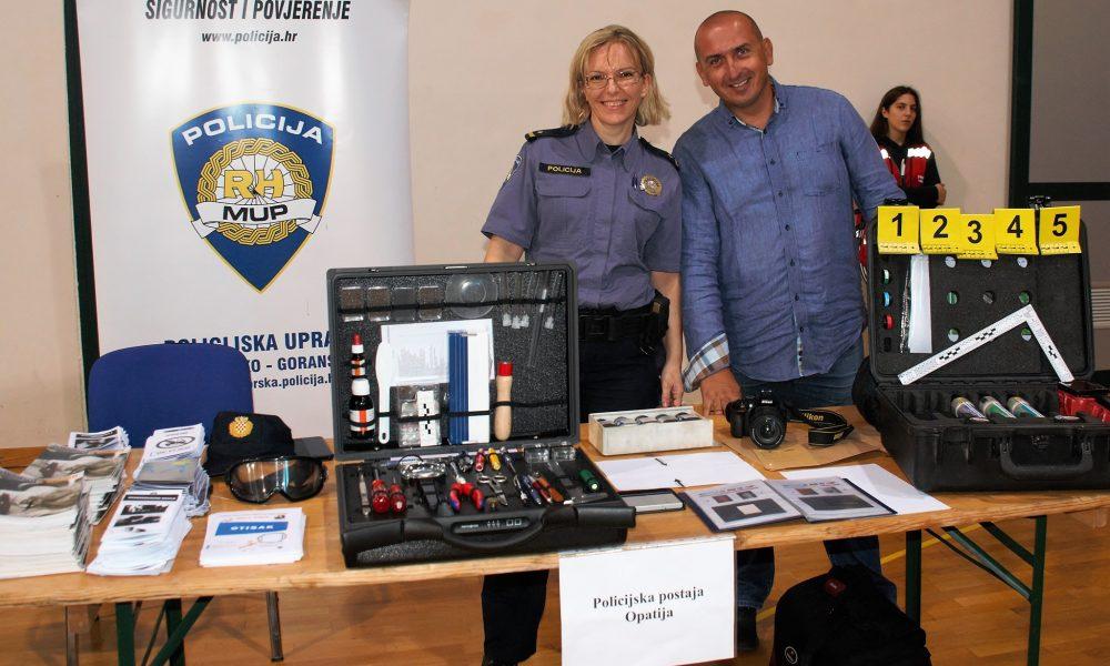 sportski dan policija