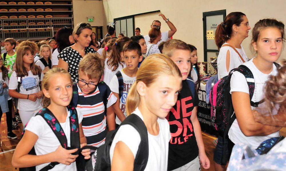 sportski dan učenici