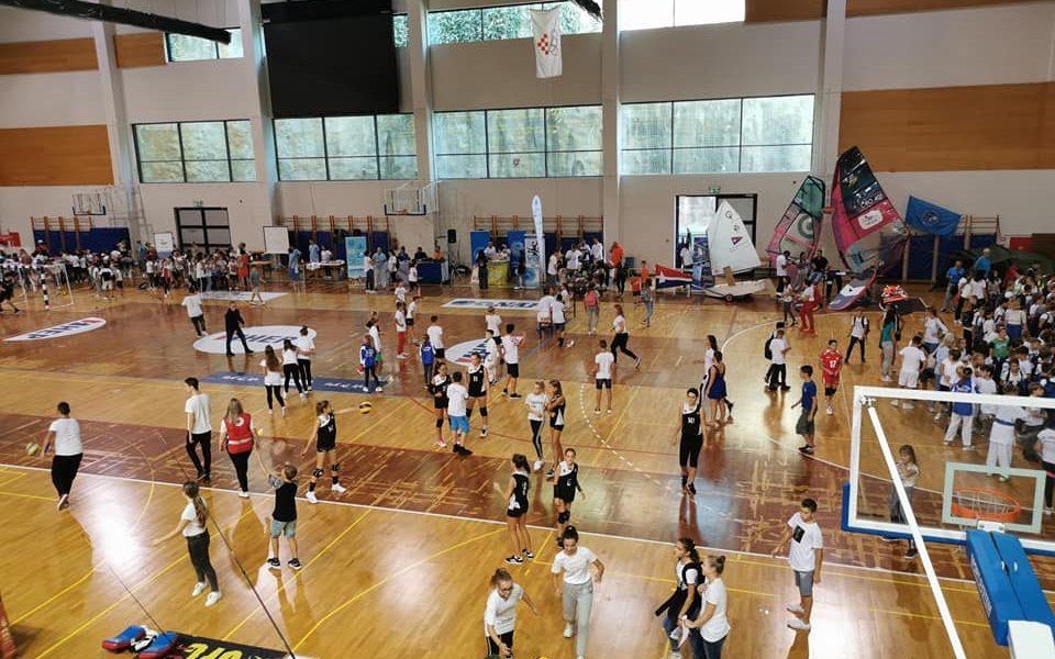 sportski dan dvorana