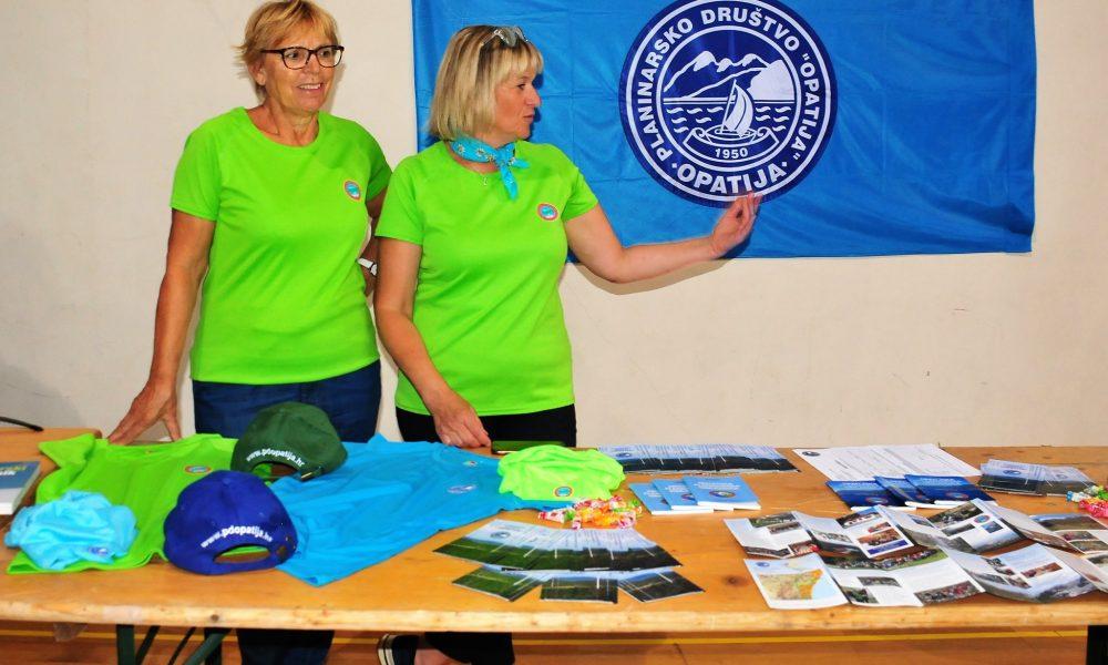 planinarsko društvo opatija sportski dan