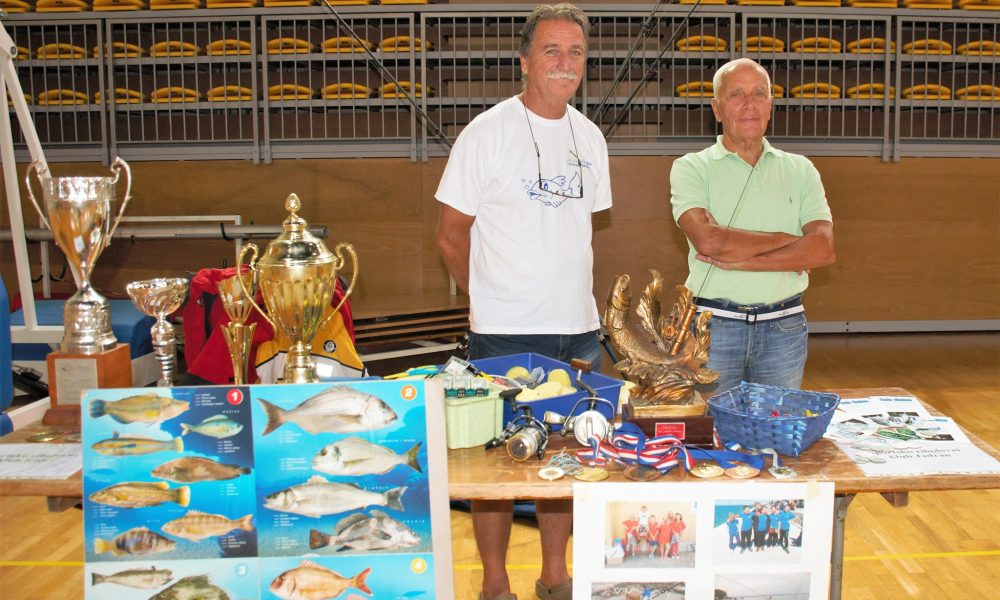 sportski dan ribolovno društvo