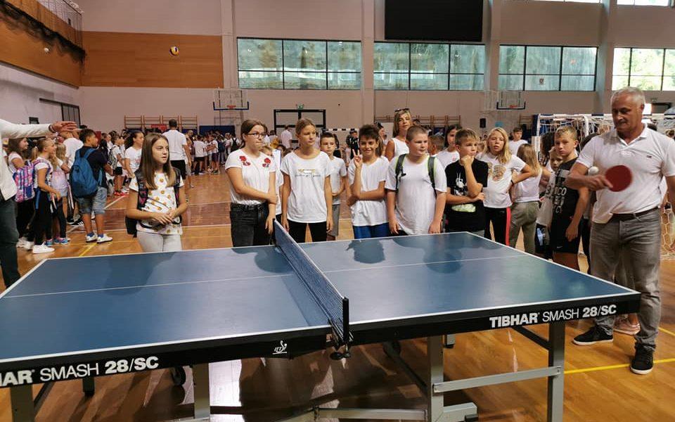 sportski dan stolni tenis