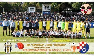 NK Opatija – GNK Dinamo