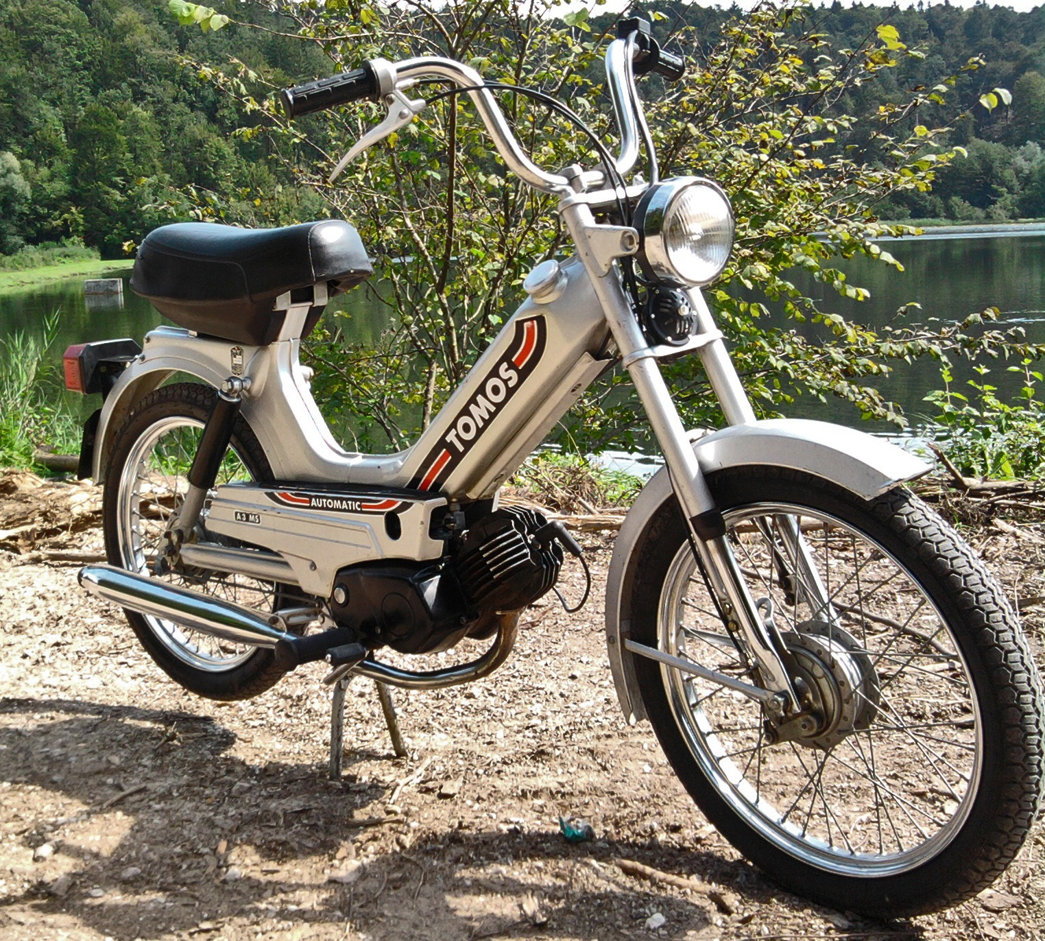 tomos moped automatic
