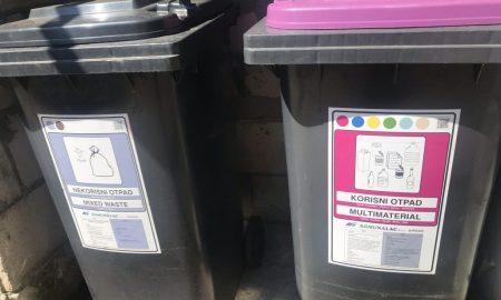 kante za smeće, otpad, odvoz, komunalac