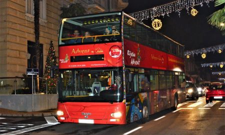 adventski autobus