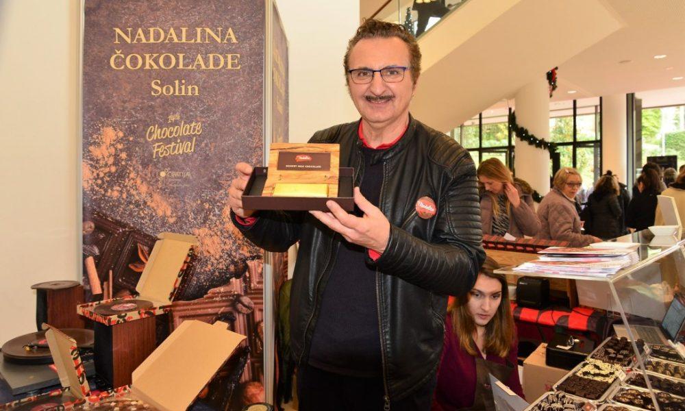 Festival čokolade ČOKOLADA OD MAGAREĆEG MLIJEKA