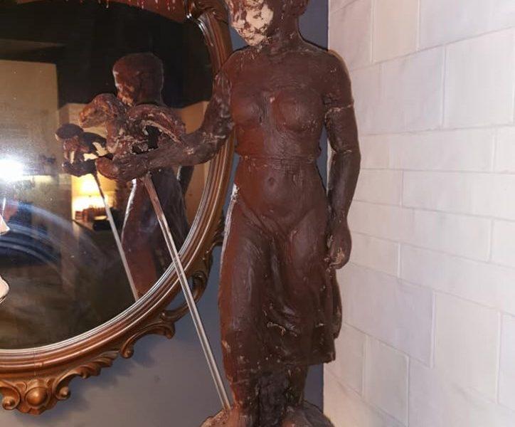 skulptura od čokolade