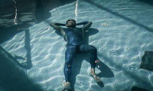 Vitomir u vodi