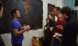 Berlin izložba Vedran Ruzic
