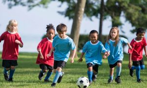 Nogomet za djevojčice