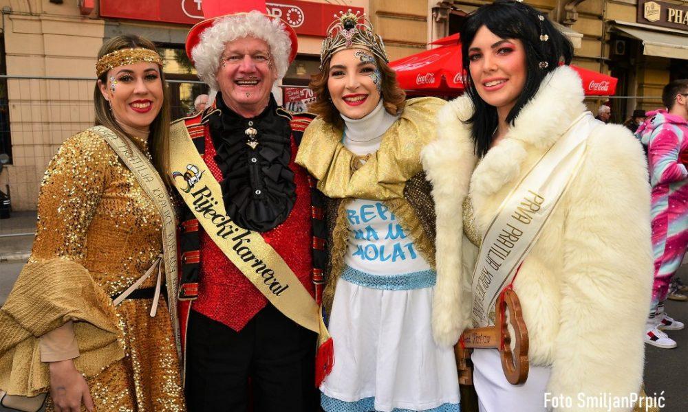 karneval rijeka povorka