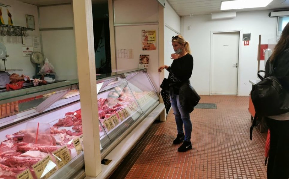 foto Smiljan Pprić tržnica
