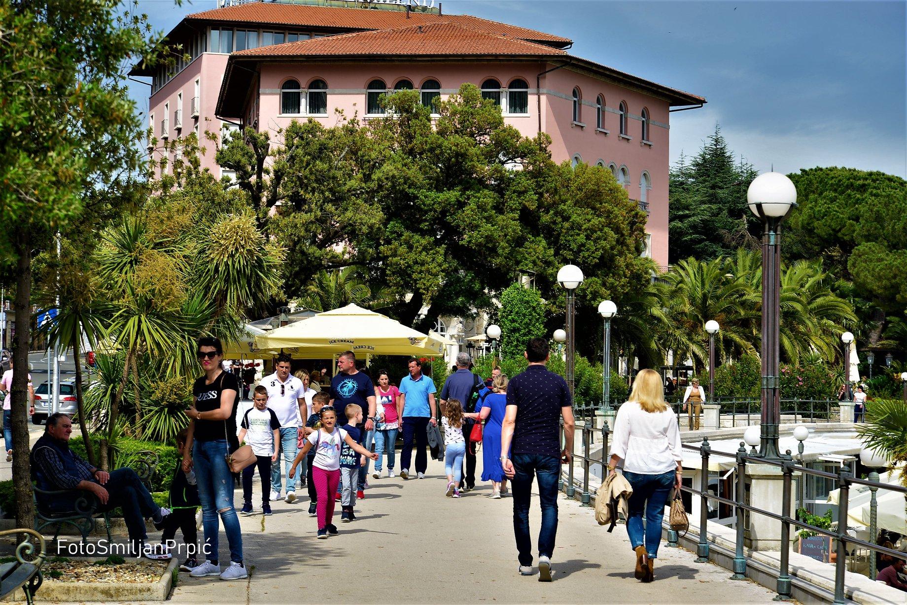 Smiljan Prpić Opatija turisti Slatina