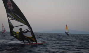 Mistral Windsurfing