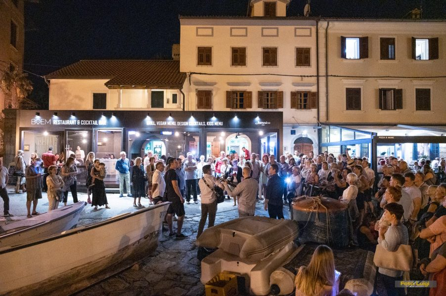 Foto Luigi Opatija, Koncert Klape va Mandraće Volosko 2020 (17), Grad Opatija