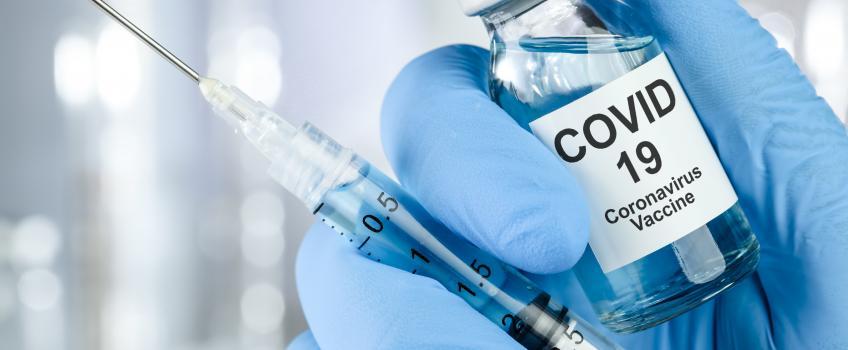 Covid-19 coronavirus vaccine