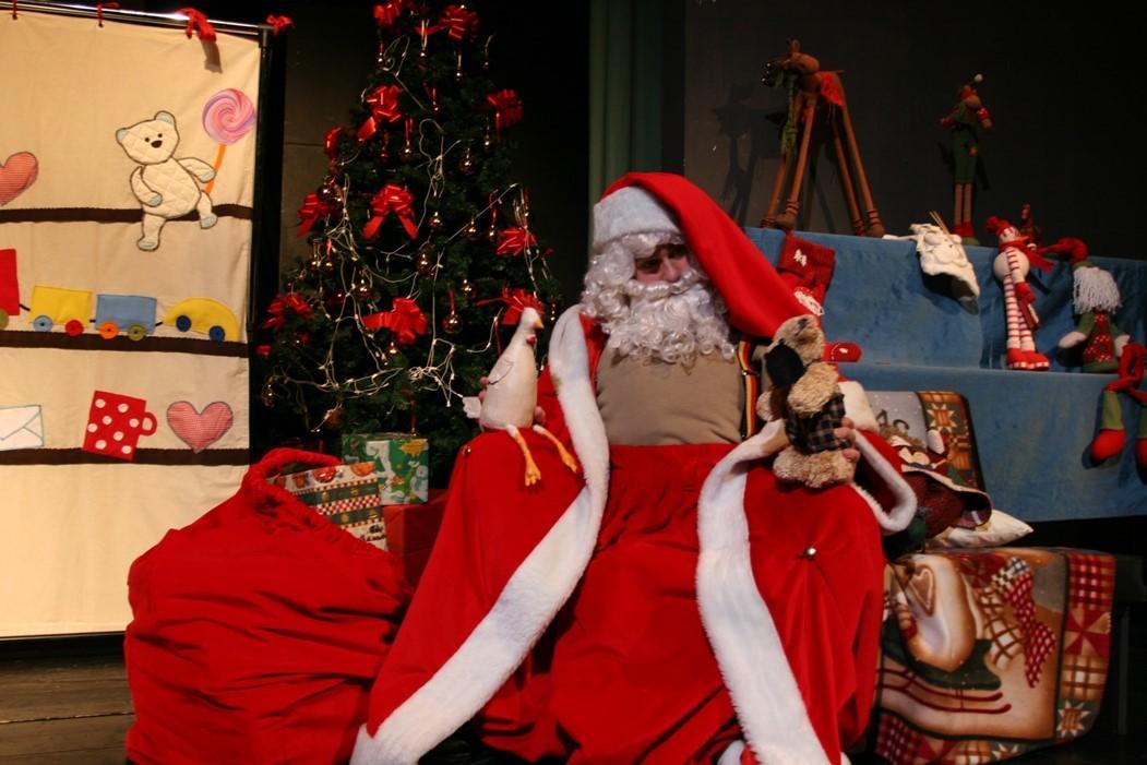 Šlampavi Djed Mraz 02