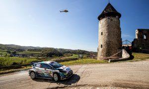 Croatia Rally 2021 (autor Uroš Modlic